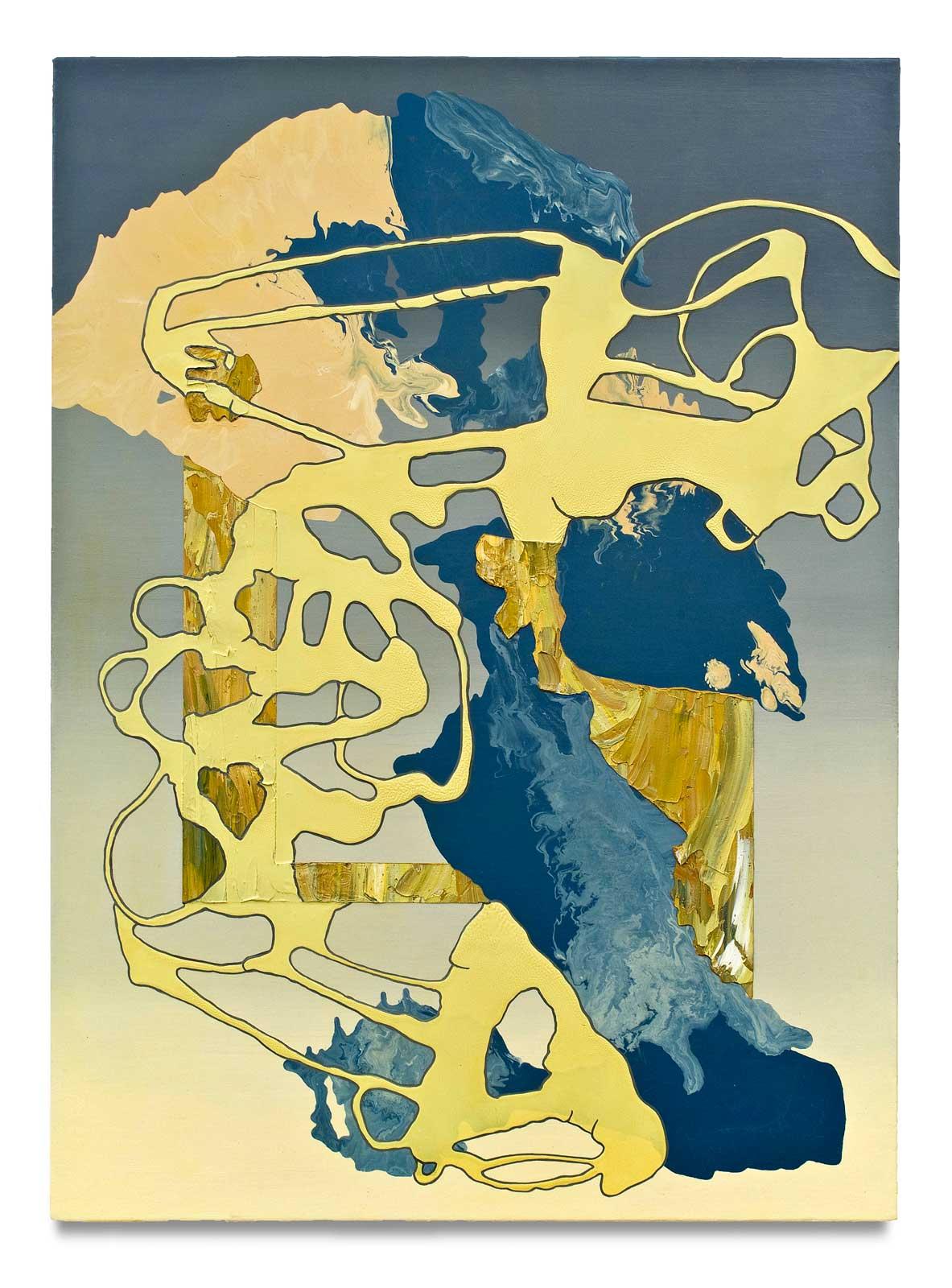 Dawn-oil-on-canvas-111.76 cm x 81.28 cm.