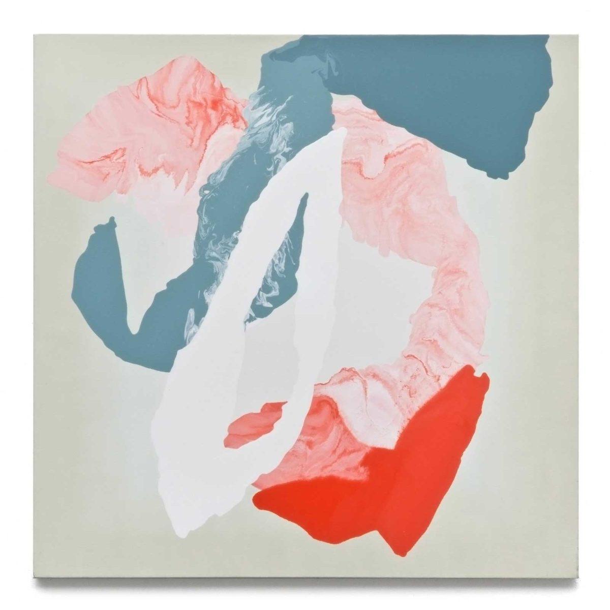 Ephemeral-matter-oil-on-canvas-96.52 cm x 96.52 cm.