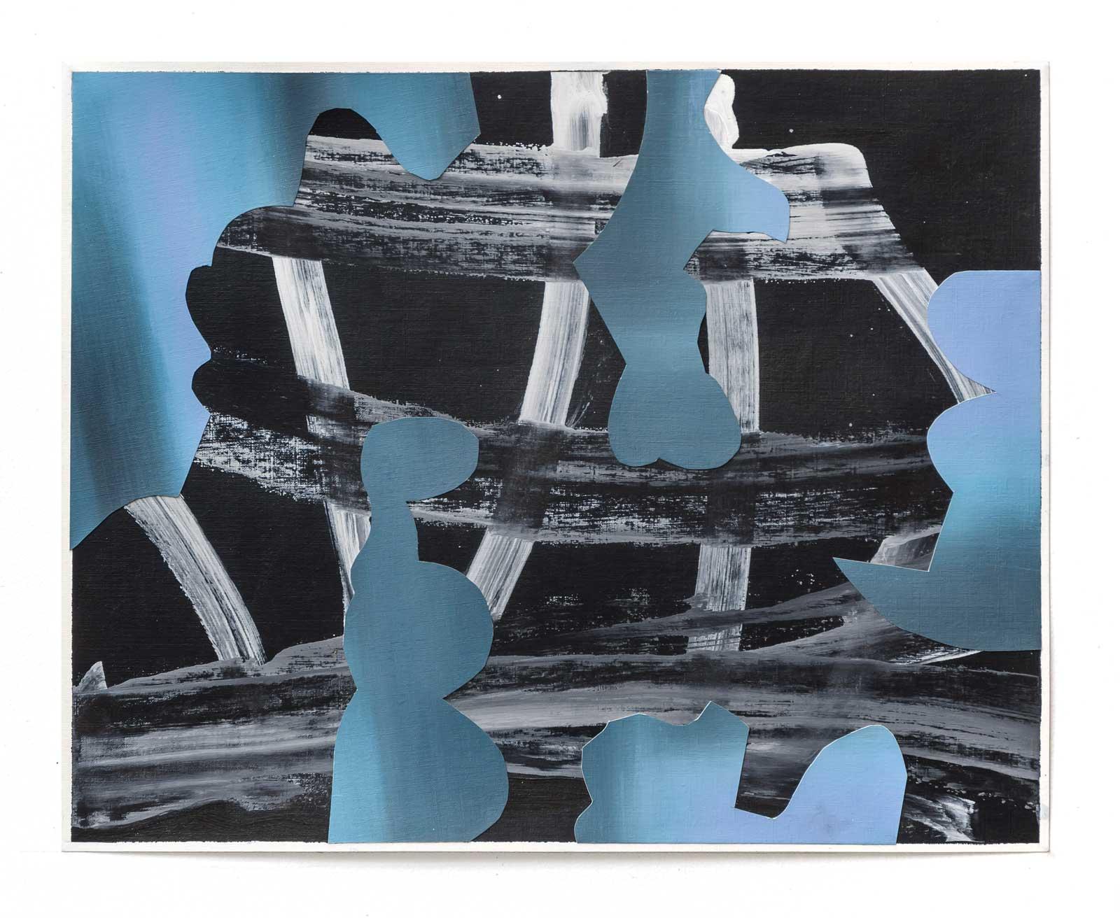 Objets-Obscurs-2-collage-paper-45.72 cm x 60.96 cm.