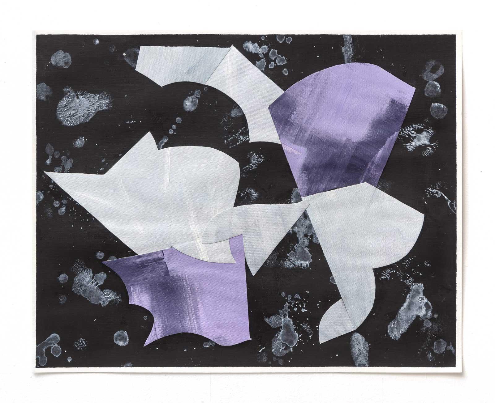 Objets-Obscurs-7-collage-paper-45.72 cm x 60.96 cm.