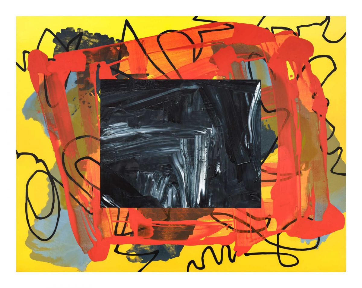 The-core-of-things-is-what-is-around-1,-oil-canvas-48'x62'